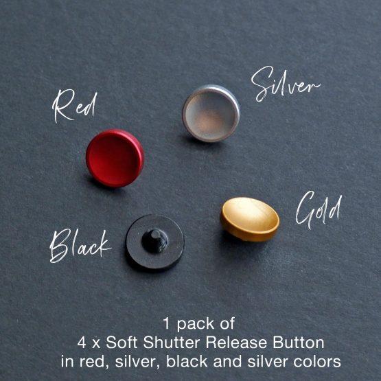 The Ronen Strap - Soft Shutter Release Button